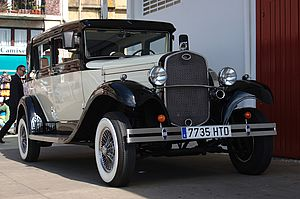 Ford Classic Car 1928